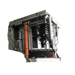 1000kg four de fusion par induction 10 tonne four à induction Induction Mini haut-fourneau électrique