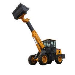 La construcción agrícola Manchine telescópico T2000 el equipo de cargadora de ruedas