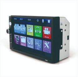 Voiture Lecteur moderne Sunplus Système dynamique HD1080p de 7 pouces à écran tactile de l'autoradio MP5 avec lien de rétroviseur