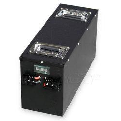 Batteria lunga del ciclo 48V 50ah LiFePO4 per il carrello di golf dell'automobile della barca EV