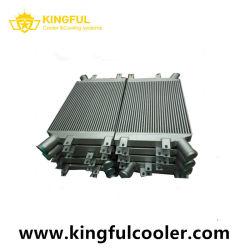 Wa600-6 radiator voor de Lader van het Wiel Komastu