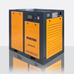 Alta Pressão Industrial de tipo parafuso injectado a óleo do compressor de ar de parafuso do compressor de Velocidade Variável VSD 75kw Compressor de ar de parafuso