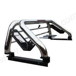 Dongsui de mayor venta de acero inoxidable 201/304 camioneta 4x4 Sport barra antivuelco para DMAX