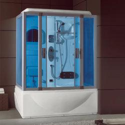 Panneau de commande numérique bain de vapeur de radio FM de cabine de douche Prix