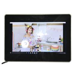 Melhores 10 Polegadas Digital Photo Frame Monitor CCTV ecrã IPS