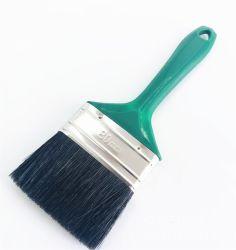 Brosse de peinture de haute qualité de la peinture de la poignée de brosse en fibre de verre