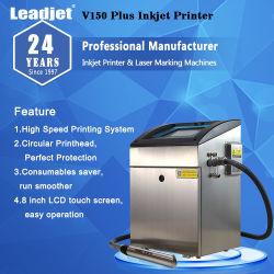 Automatische batchnummer Inkjet Coding machine Fabrikant vervaldatum Coder Printer voor plastic zak van Carton PE PP-zak