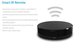 Rehent Tuya WiFi Smart Wireless Controller de la télécommande universelle de la Climatisation TV par téléphone APP Audio LED