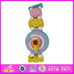Nuova vigilanza di legno del giocattolo 2014, la vigilanza del giocattolo dei capretti di legno più popolare, vigilanza del giocattolo di modo, vigilanza di legno W08k020 del giocattolo di alta qualità