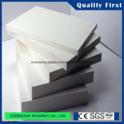 2016 Nouvelles feuilles de mousse PVC solide pour le Cabinet de la construction