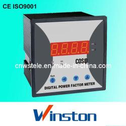 مقياس عامل الطاقة الرقمي ثلاثي الأطوار، Aux (إضافي). مصدر طاقة مع CE