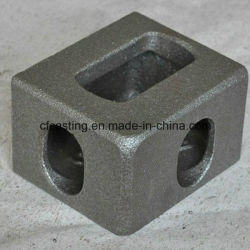 Metallo ISO1161 che lancia il montaggio di angolo di contenitore dei pezzi di ricambio