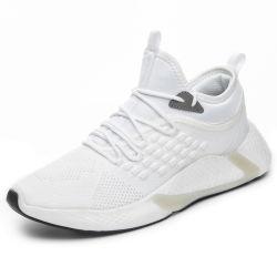 Fournisseur Fabricant prix d'usine Rouge Blanc Noir Fashion hommes exécutant antiglisse chaussures occasionnel Sneaker plate-forme