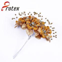 Ткань свадебные декоративные искусственные Satin цветы оптовая торговля