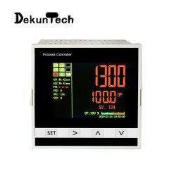 Dk2804p True Color ЖК-экран с двумя выходами Pid процесса контроллер температуры кривой крутящего момента