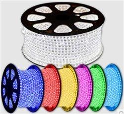 Nieuwe 220V LED Light Strip 60LEDs/M Waterproof High Voltage Strip 3528 Strip 100m/Lot