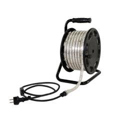 AC230V AC100V AC110V светодиодный индикатор на строительной площадке лампа газа с подставкой под руководством безопасности рабочего освещения барабана для доступа к ориентации лампа