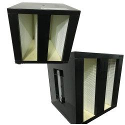 ボックスタイププラスチックフレーム(大容量 V セルエアフィルタ)