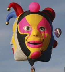 Nuevo diseño de dibujos animados en Globo hinchable para viaje/Publicidad Blimp
