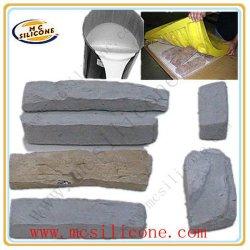 La fabrication de moules de pierre matériau en caoutchouc de silicone liquide