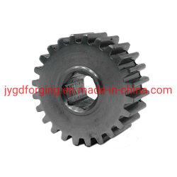 1045 ترس موتور الترس المسنن الفولاذي/ترس بنيون الفولاذي