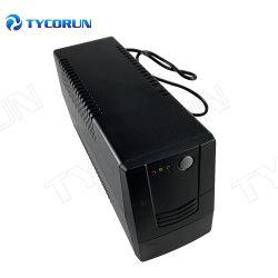 منزل تيكورون على الانترنت UPS 400va 500va 600va 800va 1000va 1500va بطارية إمداد الطاقة غير القابل للانقطاع (UPS) تيار مستمر صغيرة 2000va للكمبيوتر