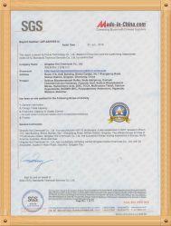 Cyanursäure-Tablette für die Wasseraufbereitung Chemische (Chlor stabilisiert) Stabilisator