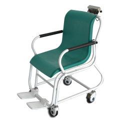 200kg Faltbarer medizinischer Rollstuhl sicher für das Wiegen im Gesundheitswesen