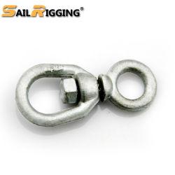 Ligas de aço forjado de Queda do Anel Duplo Cadeia Regular Vira