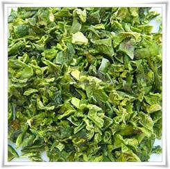Green granule de piment frais (60-80)