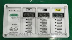 Medizinische O2+Air+VAC Alarmtafel für Krankenhaus-medizinisches Erdgasleitung-System