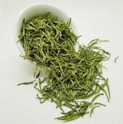 山のLongjing卸し売り緑Maojianの緑茶は茶を緩める