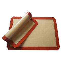 Factory Wholesale FDA non-Stick maglia di silicone foglio da forno Mat