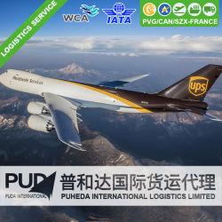 Les taux de fret aérien à bas prix à partir de Xiamen/Chine à la France/ Professional Air Service logistique de livraison
