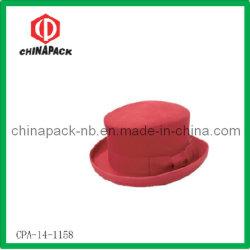 Steampunk Red Wool Felt Top Hats for Women (CPA-14-1158)
