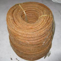 Embalagem de glândula de fibra de algodão com graxa para a bomba e a válvula