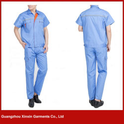 Soem fertigen Mann-Arbeits-Kleid kundenspezifisch an (W237)