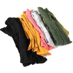 Haut lingettes Oil-Absorbing Mélange de couleur de l'habillement des chiffons