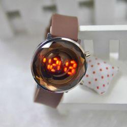 جديدة تصميم [هيغقوليتي] [لد] ساعة