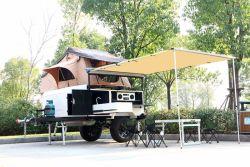 rimorchio di campeggio fuori strada X6 (rimorchio di campeggiatore della tenda del tetto)