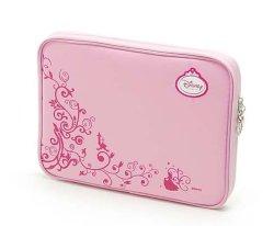 Het roze Laptop van de Koker van de Kleur Geval van de Tablet van de Zak (SI081)