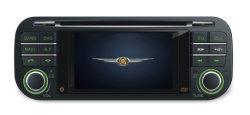 4.3 pouce Chrysler Grand Voyager Wrangler Durango Grand Cherokee Dakota voiture spéciale lecteur de DVD DVD TV Analg Autoradio GPS