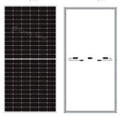 Jf Soalr Sonnenkollektor der hohen Leistungsfähigkeits-460W mono mit CERtuv-Bescheinigung