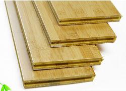 Carbonização Natural Horizontal Vertical comprimido piso bambu