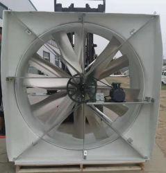 Ventilatore di vetro azionato a cinghia del cono dello scarico del grande di fibra ventilatore industriale poco costoso FRP di vetro