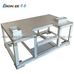 Custom большой стальной конструкции сварка металла детали с покрытием