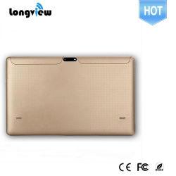 Commerce de gros en vrac 10 pouces Tablet sous Android 6.0 Quad Core Comprimés comprimé 3G Appel téléphonique