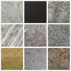 Granito importado galaxia Andrómeda/Blanco/Blanco/Biaco Alaska Antico/Giallo/ornamentales de la luz de Santa Cecilia/Crema de oro/Blanco Orion bandas/encimera