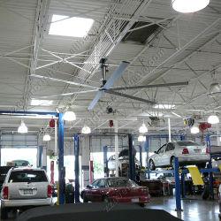 Großer elektrischer Ventilator 24ft für die industrielle Deckenmontage