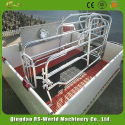 Schwein-werfender Rahmen für Sau-Stall-Fabrik-Großverkauf-galvanisierte Rahmen